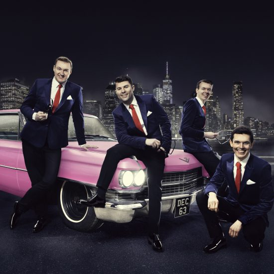 Brochure image Oh! What A Night- Cadillac